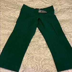 NWT Ann Taylor Kate Ankle Petite Pants